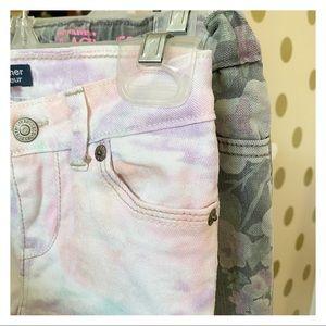 Bundle of 2 Girls Pants - size 5